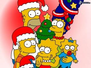 rodina,-vianoce,-simpsonovci-144816