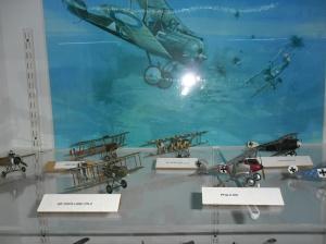 Modely japonských lietadiel