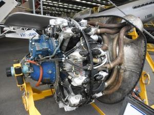 Tomu sa hovorí motor Pratt