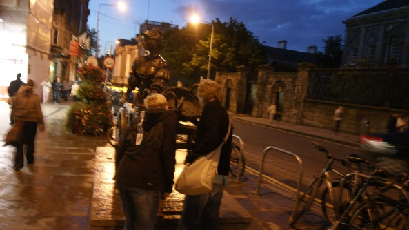 Dublin večer