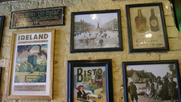 Írsky pub má čarovnú atmosféru a skvelé pivo.