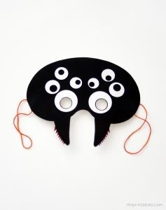 halloween-mask-spider